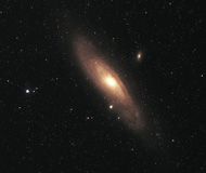 M 31 - Galaxie d'Andromède